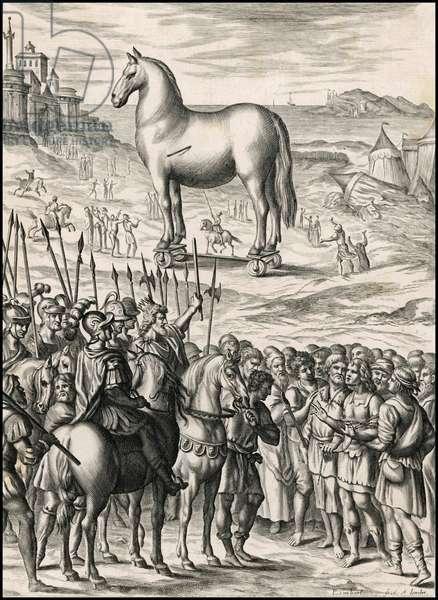 TROJAN HORSE/THE ILIAD