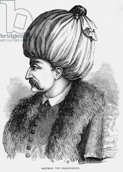Sultan Suleiman I, the Magnificent