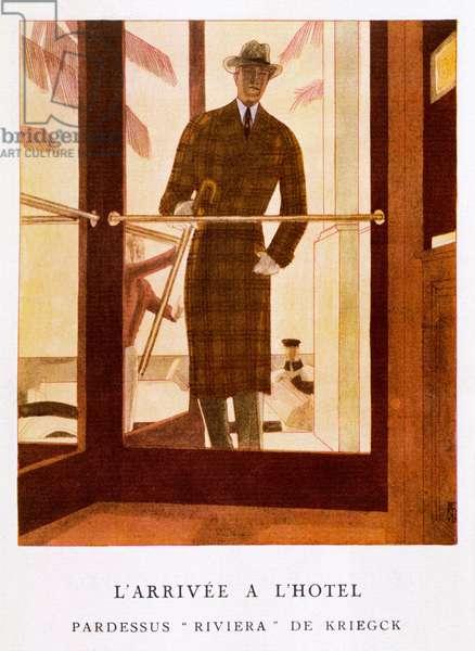 REVOLVING DOOR 1922