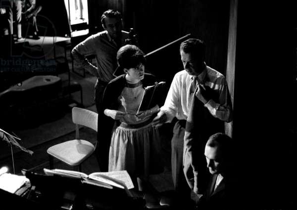 Benjamin Britten, Maurice Gendron