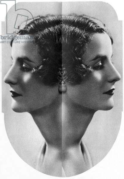 Nancy Mitford by Madame Yevonde