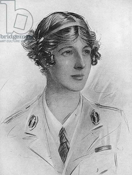 Marchioness of Londonderry, President of War Services Legion