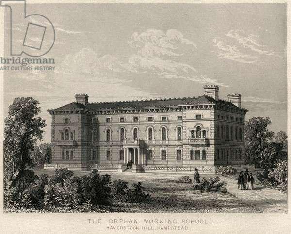 London Orphan Working School, Hampstead