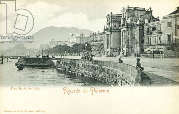 Waterfront - Palermo, Sicily, Italy