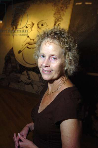 Dylan Thomas' daughter Aeronwy Thomas