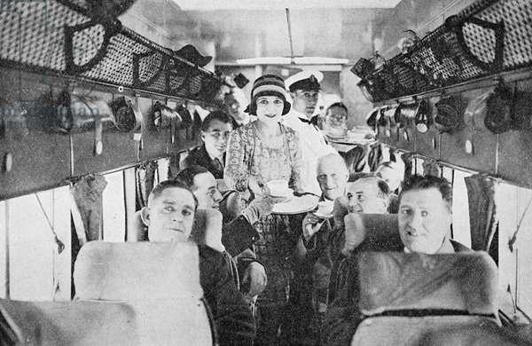 INFLIGHT SCENE 1934