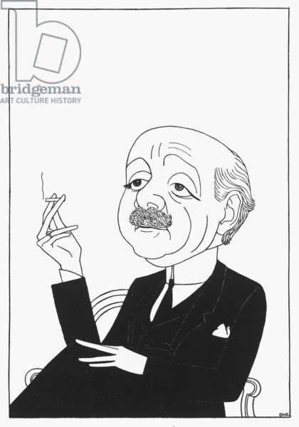 MAX BEERBOHM/EVANS 1926