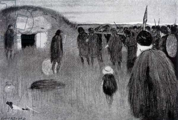 NEOLITHIC FUNERAL