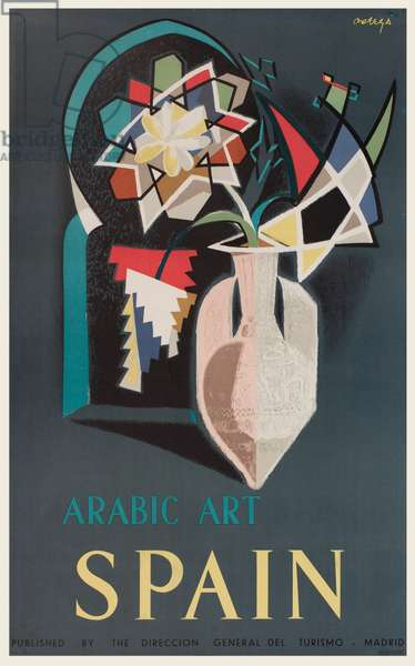 Arabic Art Spain