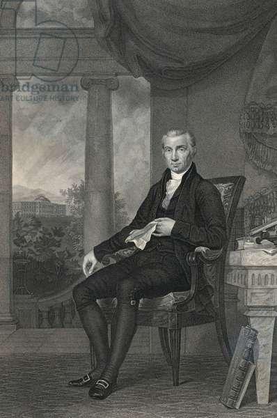James Monroe, American President