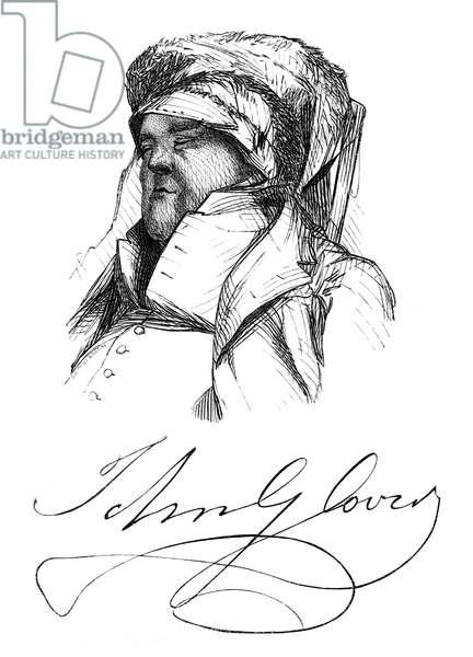JOHN GLOVER, ARTIST