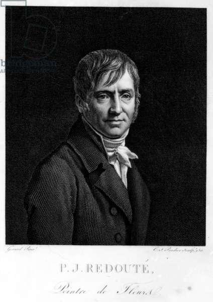 Pierre-Joseph Redoute (1759-1840)
