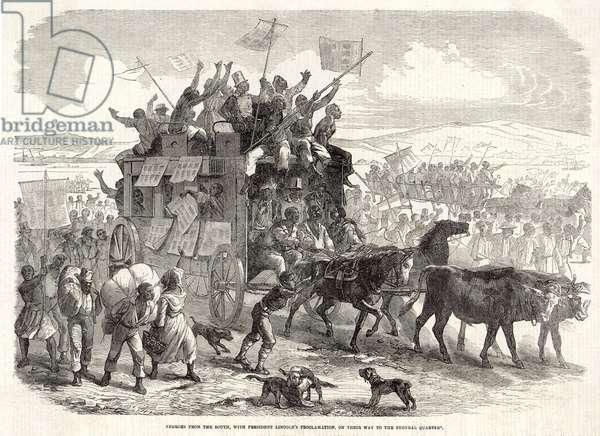 Esclaves emancipes
