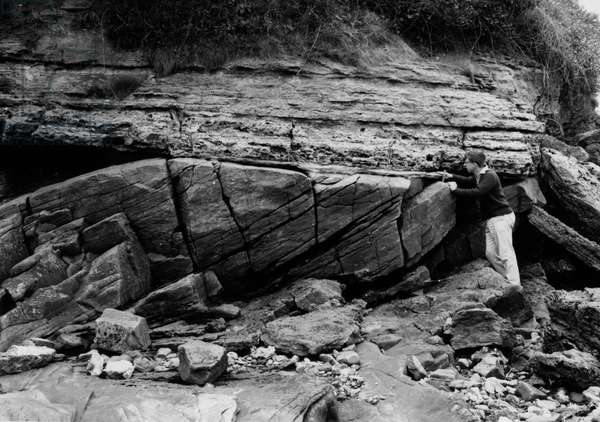Triassic and Devonian rocks