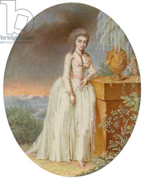 Karoline Henriette