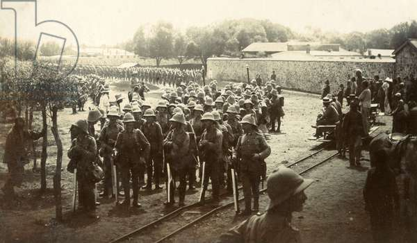Royal Inniskilling Fusiliers in China