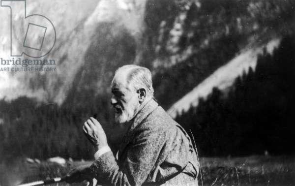 Sigmund Freud, 1925
