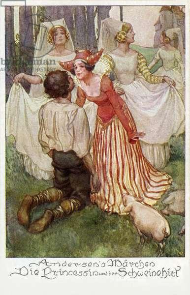 The Princess & the Swineherd