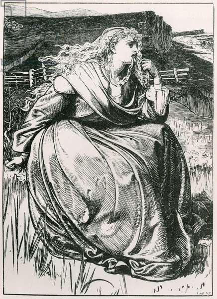 If by Frederick Sandys