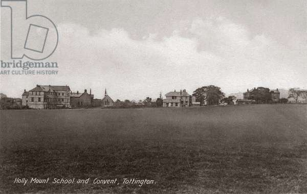 Holly Mount School, Tottington, Lancashire