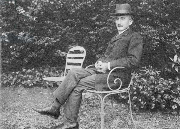 Henri-Louis Bergson - French Philosopher