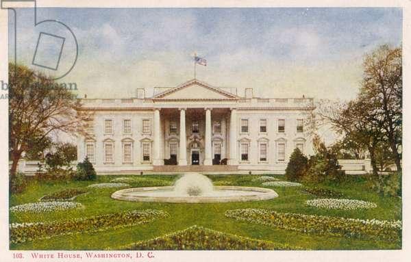 WASHINGTON/WHITE HOUSE