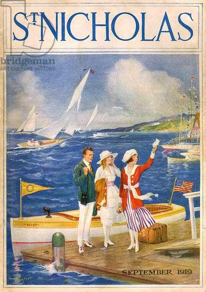 BOATING/SEASIDE 1919