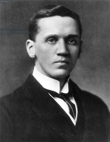 ALEXANDER FLEMING (YOUNG
