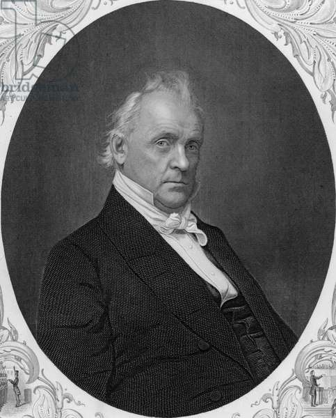 James Buchanan, President of the United States