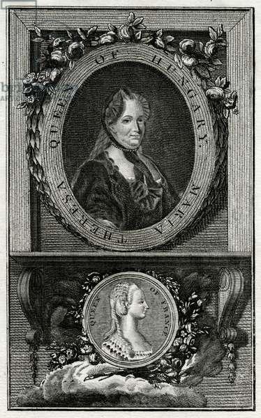 Maria Theresa - Archduchess of Austria