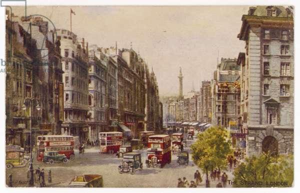 LONDON/STRAND/1930'S