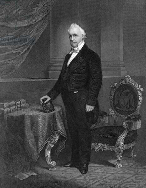 JAMES BUCHANAN (CHAPPEL)
