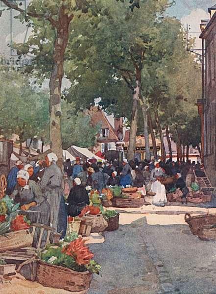 SOCIAL/COSNE MARKET 1913