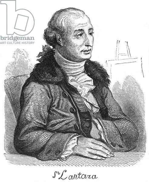 SIMON MATHURIN LANTARA