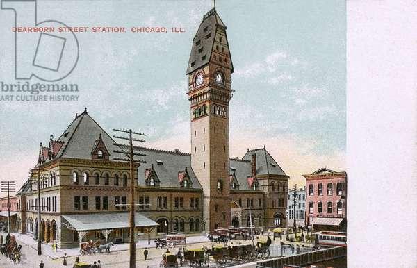 Dearborn Street Station - Chicago, Illinois