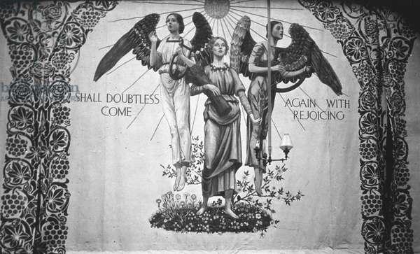 PANKHURST MURAL/1909