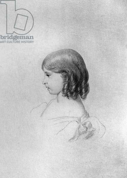 Princess Victoria (Queen Victoria) 1829