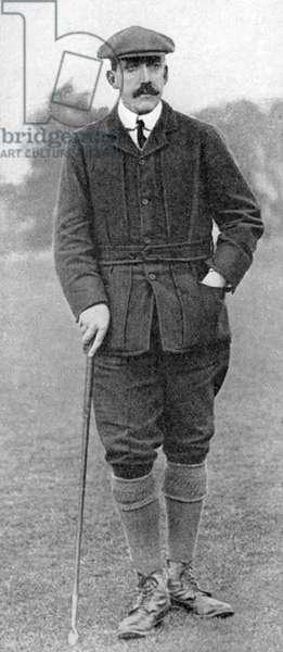 Prince Albert of Schleswig-Holstein, 1914