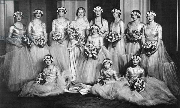 Wedding of Diana Mitford and Bryan Guinness