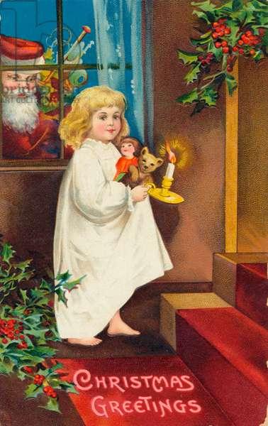 FATHER CHRISTMAS VOYEUR