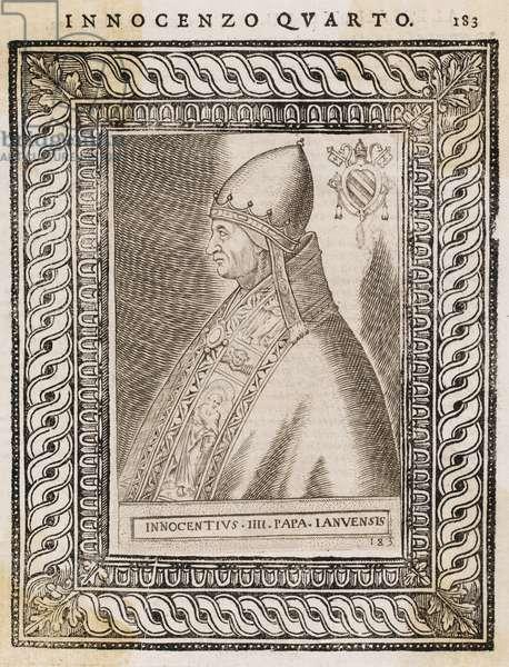 POPE INNOCENS IV