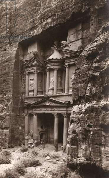 Petra - The Treasury, Jordan