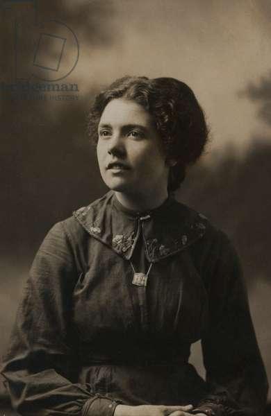 Alison Neilans Suffragette