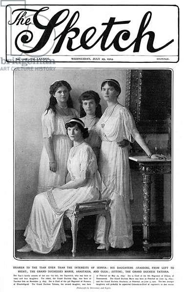 Daughters of Tsar Nicholas II