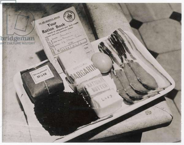 RATIONS & RATION BOOK