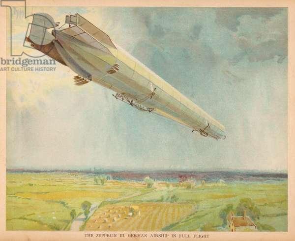 Zeppelin LZ-3