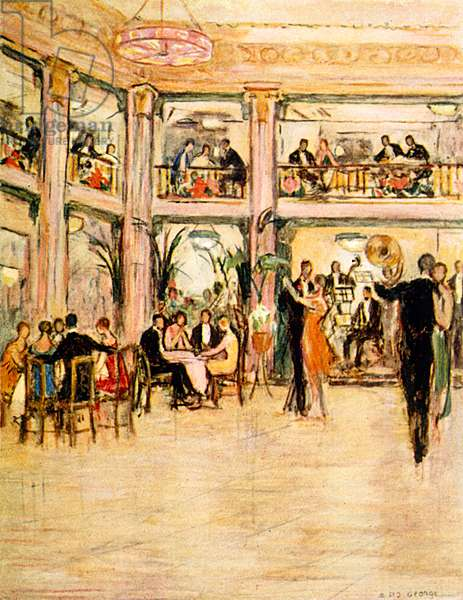 SOCIAL/KIT-KAT CLUB 1926