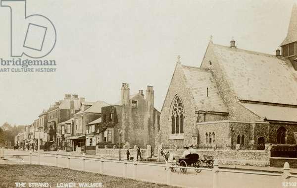 The Strand, Lower Walmer, Kent