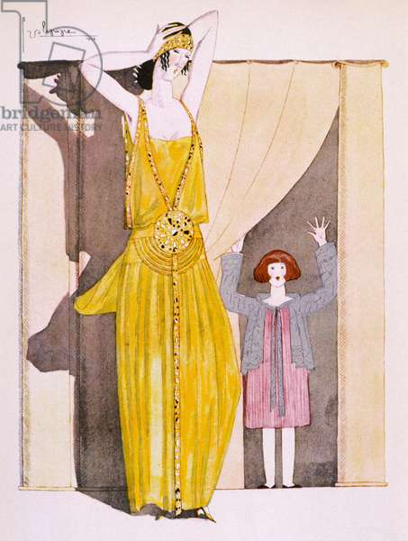 Mode Lanvin 1923