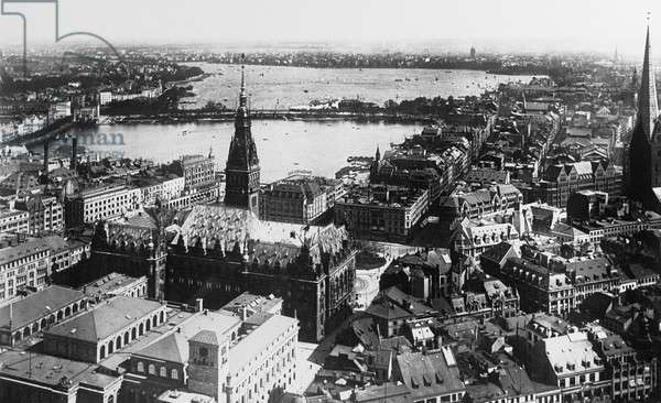 View of Antwerp, Belgium